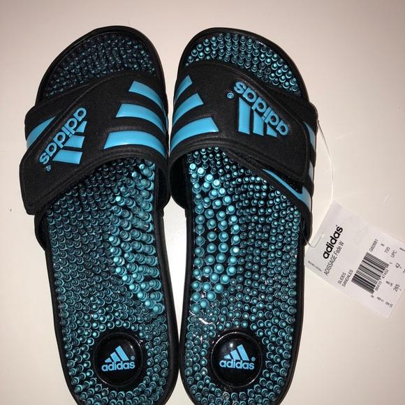 99e5d2317662 Brand new Adidas Adissage Fade W slides